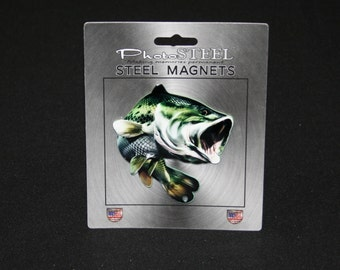 Magnet Big Mouth Bass