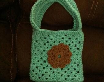 Crochet Small Purse