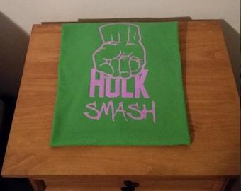 Hulk Smash Shirt