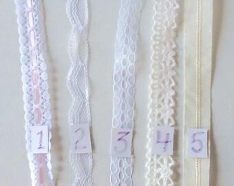 """3/4"""" Flat Lace"""