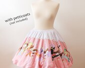 Pokemon Eevee Lolita skirt, Sylveon, cosplay, cute