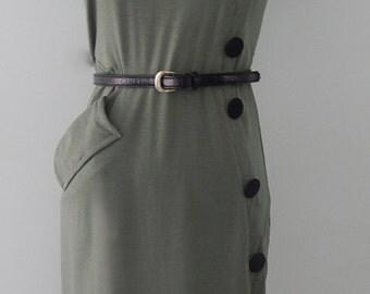 1940's 'Style' Wiggle Dress