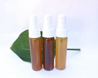 Travel Size Acne Toner with Yarrow + Aloe Vera | Facial Toner | Organic Toner | Face Primer | Acne Treatment  | Herbal Toner | 1 oz