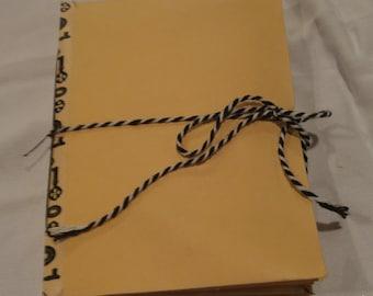 Envelope Music Journal