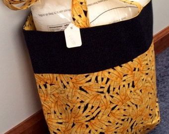 Tape Measure Tote