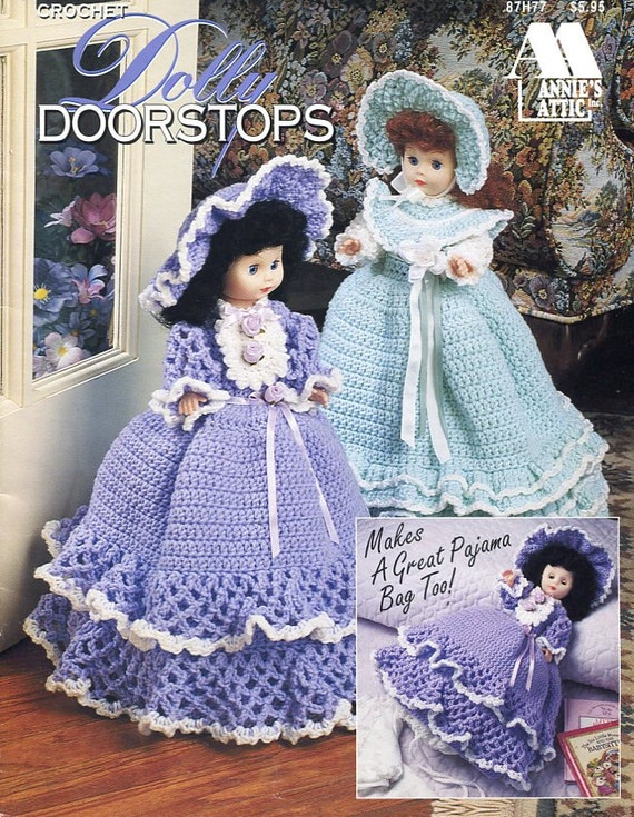 Free Crochet Patterns Annie s Attic : Free Us Ship Annies Attic 87H77 Crochet Patterns Dolly