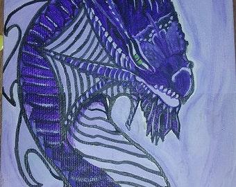 Errol The Purple Dragon
