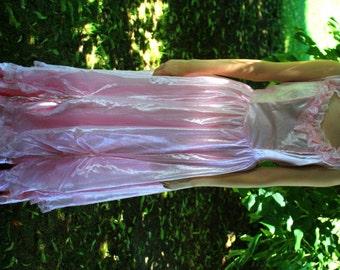 Vintage Formal Pink Dress