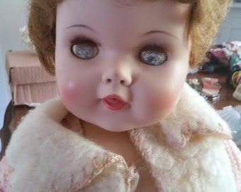 Reduced 1950's American Character Toodles Doll