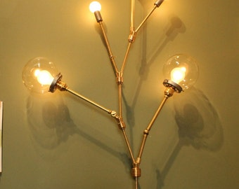 Blum - Modern Brass Light