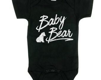 Baby Bear Onesie - Baby Onesie - Baby Bodysuit - Baby Shirt - Infant Toddler Shirt - Kids Shirt Baby Clothes Baby Bear