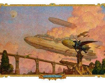 Abbey Air Race