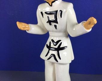 Yona Asian Man Figurine