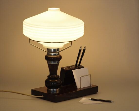 28 desk lamp pen holder usb gooseneck dimmable