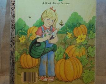 How Things Grow - A Little Golden Book