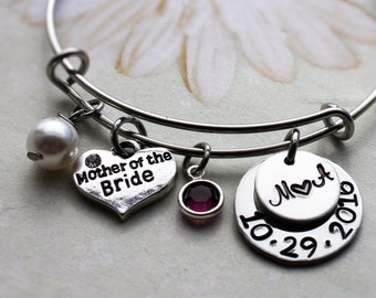 mother of the bride bracelet, mother of the bride bracelet set, mother of the bride jewelry, mother of the bride gift, mother of the bride