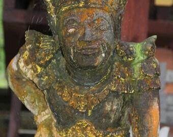Standing Guard in Bali
