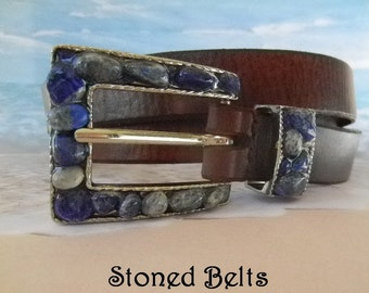 Womans Belt, Chico's Belt, Women's Chicos Belt, Jeans Belt, Fashion Belt, Blue Belts, Womens leather belt, Ladies leather belt, blue belt