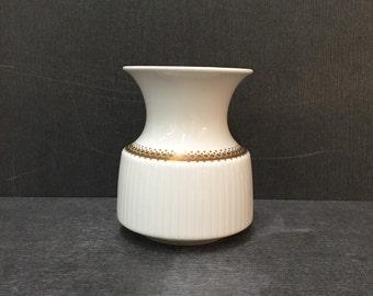 "Vase Rosenthal, Studio line, design: Taipo Wirkkala, ""modulation"", vintage"