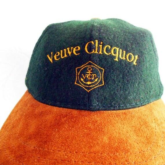 Veuve Clicquot Cap Vintage Wool Cap Veuve Clicquot