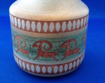 Rene Maurel France vase