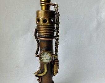 """Lighter steampunk """"Flambeau"""""""