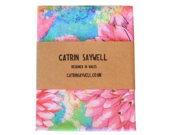 Designer tea towel
