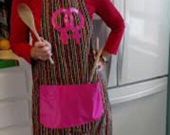 lesbian apron