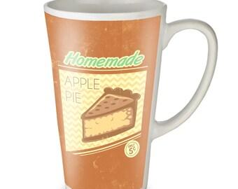 Homemade Apple Pie latte mug