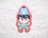 Yuusuke Urameshi Sticker - Yu Yu Hakusho