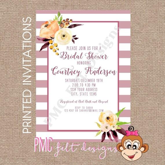 Display Bridal Shower Invitation Wording is amazing invitations design