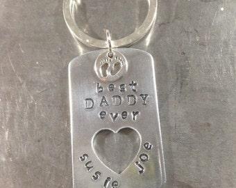 Dad's Keychain