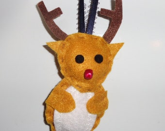 SALE! Buy 2 get 1 FREE! Woodland Critter Ornaments