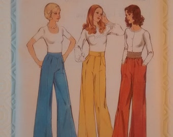 """Style Misses' set of Trousers 4219   Size 8 Waist 61 cm (24"""")"""
