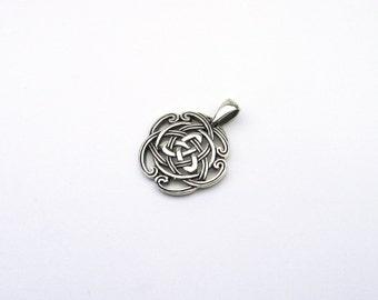 Celtic knot Celtic Silver 925 Triquetra