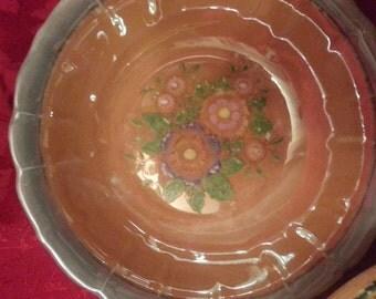 Vintage Lusterware Bowl