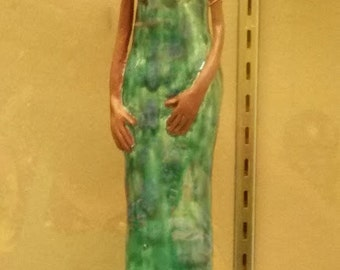 Yemaya (Yemoja) Yoruba Orisha Ceramic Statue Goddess