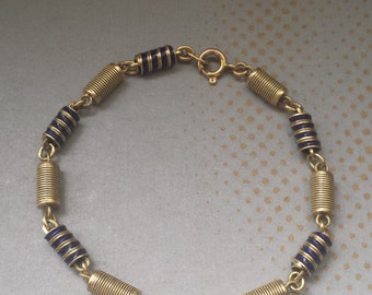18K Yellow Gold Italian Bracelet