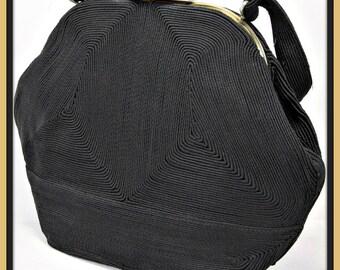 Vintage Handbag,Vintage Purse,Vintage Pocketbook,Vintage Cordé Handbag,Vintage Corde Handbag,Vintage Cordé Purse,Vintage Cordé Purse, Cordé