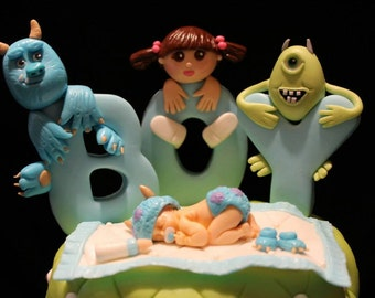 Monsters inc baby shower Etsy