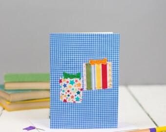 Bright Presents Children's Birthday Card