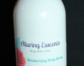 Jade Moisturizing Body Spray (4oz)