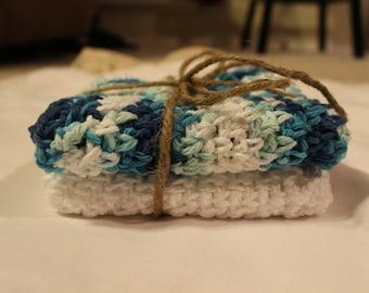 Handmade Crochet Dish Cloths