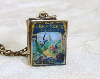 The Land of Stories Locket