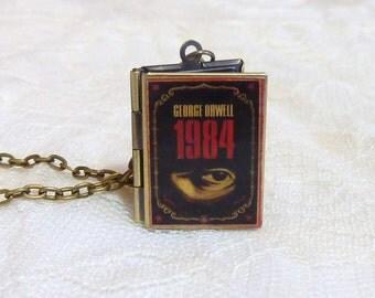 1984 Story Locket