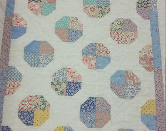 Adorable Reproduction Baby Quilt