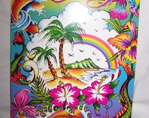 Unique lisa frank related items etsy - Ed hardy lisa frank ...