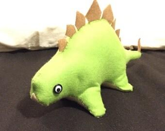 Steggy the Stegosaurus Plushie