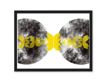 Moon light print