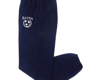 Baysa Elastic Bottom Sweatpants
